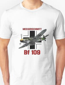 Bf 109 Fighter  T-Shirt