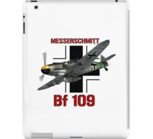Bf 109 Fighter  iPad Case/Skin