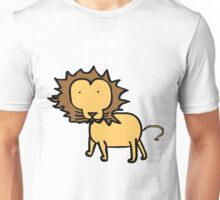 Jeremy the lion. Unisex T-Shirt