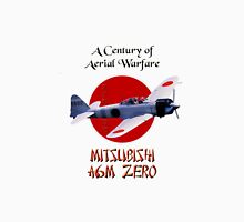 A6M Zero.  A Century of Aerial Warfare  Unisex T-Shirt