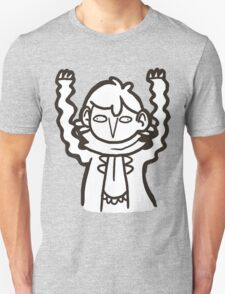 Doodlelock: Wiggly Arms T-Shirt