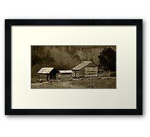 The Old Homestead II Framed Print