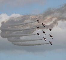 The Red Arrows 1 by Tony Steel