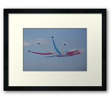 The Red Arrows 3 Framed Print