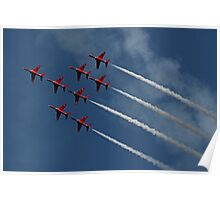 The Red Arrows 6 Poster