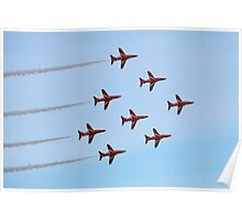 The Red Arrows 7 Poster