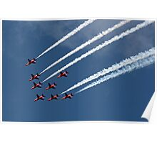 The Red Arrows 9 Poster