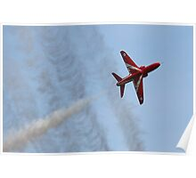 The Red Arrows 11 Poster
