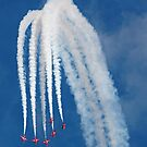 2012 The Red Arrows by Tony Steel