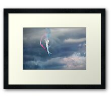 The Red Arrows 16 Framed Print