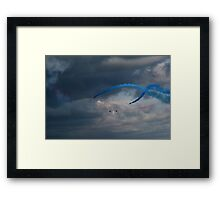 The Red Arrows 18 Framed Print