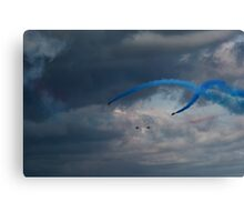 The Red Arrows 18 Canvas Print