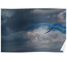 The Red Arrows 18 Poster