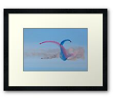 The Red Arrows 19 Framed Print