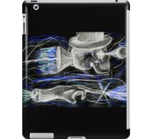 A Machine Was Invented out of the Dust and Dirt inverted  iPad Case/Skin