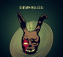 Donnie Darko iphone case by densitydesign