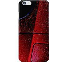 Red Car iPhone Case/Skin