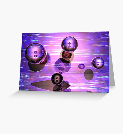 Quatuor Greeting Card