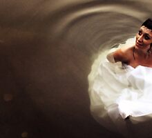 Lady in White - 2 by Annabelle Nordquist