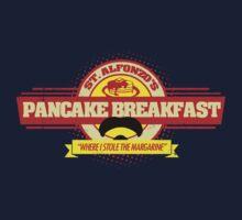 Saint Alphonzo's Pancake Breakfast