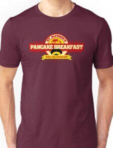 Saint Alphonzo's Pancake Breakfast  Unisex T-Shirt