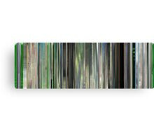 Moviebarcode: The Animatrix 7: Beyond (2003) Canvas Print