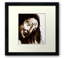 Da Vinci Remembered Framed Print