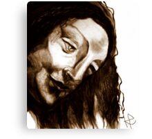 Da Vinci Remembered Canvas Print