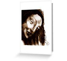 Da Vinci Remembered Greeting Card