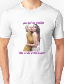 Rowbrina Lyric  T-Shirt