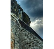 Moro Rock, Sequoia National Park, California Photographic Print