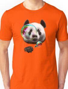 PANDA BUBBLEMAKER Unisex T-Shirt
