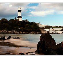 Lighthouse by Oisinmc