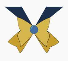 Sailor Uranus Bow & Collar (Series 3) Kids Tee