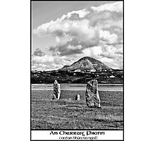 errigal Photographic Print