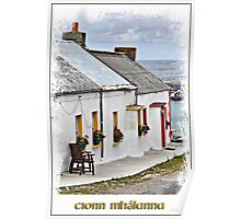 Malin Head Co Donegal Poster