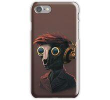 Techpunk iPhone Case/Skin