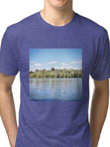 Peaceful Tri-blend T-Shirt