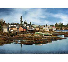 The Farley Inlet, Stonehurst Photographic Print