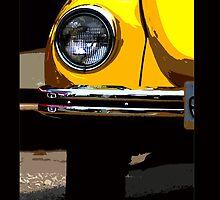 Yellow VW by Artondra Hall