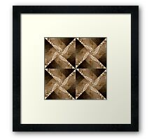 Pattern 22 Framed Print