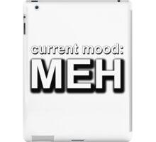 meh iPad Case/Skin
