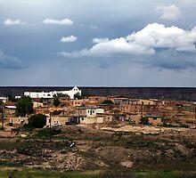 Laguna Pueblo by Ray Chiarello