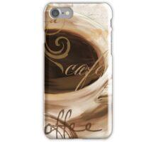 Le Cafe Light iPhone Case/Skin