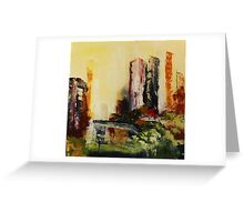 Light Point of View Greeting Card