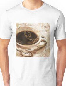 Le Cafe Light Unisex T-Shirt