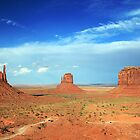 Monument Valley by Ray Chiarello
