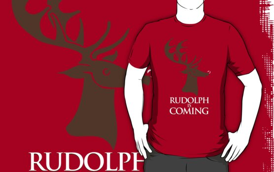 Rudolph is coming by D4N13L