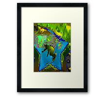 'Breakpoint' Framed Print
