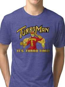 It's Turbo Time!!!  Tri-blend T-Shirt